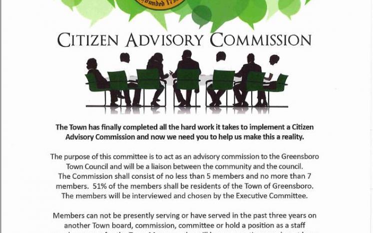 Citizen Advisory Commission